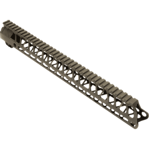 "Timber Creek M-LOK Enforcer 15"" Hand Guard Burnt Bronze"