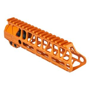 "Timber Creek M-LOK Enforcer 7"" Hand Guard Orange Anodize"