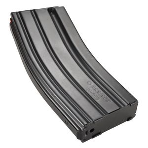 CPD Duramag SS AR15 .223/5.56 20rd Stainless Steel Mag