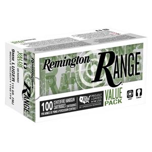 Remington 9mm Luger 115gr FMJ 100rds