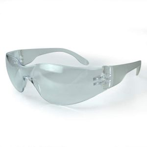 Radians Mirage Shooting Glasses - Clear - MRR0110ID
