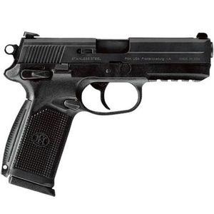 "FN FNX-45 4.5"" Barrel .45 ACP 15rd Matte Black"