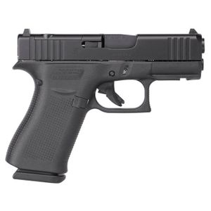 "Glock 43X MOS w/ Front Rail 9mm 3.41"" Barrel 10+1"