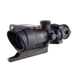 Trijicon 4x32 BAC Riflescope - .223/5.56 BDC Red Donut Reticle Tritium/Fiber Optics Illuminated