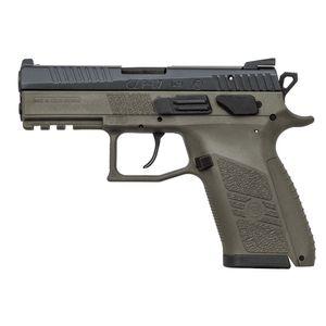 CZ P07 9mm OD Green 10rd Mag