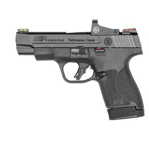 Smith & Wesson Performance Center M&P9 Shield Plus NTS w/ Crimson Trace Red Dot