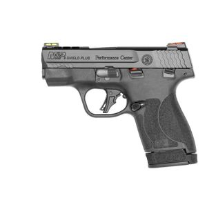 Smith & Wesson Performance Center M&P9 Shield Plus TS w/ Fiber Optic Sights