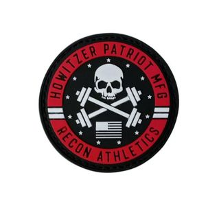 Howitzer Recon Athletics Morale Patch - Black