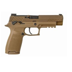 """Sig Sauer P320 9mm 4.7"""" MS 10 Rounds"""