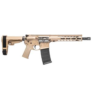 Stag Arms Stag 15 Tactical RH QPQ 10.5 in 5.56 Pistol FDE SL NA