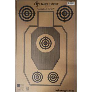 Taylor Targets Bursta Board (cardboard target, also holds clays) - 15 pack