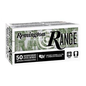 Remington REM28564 Range 9mm 115 GR FMJ  50 Rounds