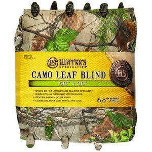 Hunters Specialties Camo Leaf Blind 12' Realtree Xtra