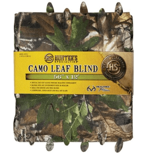 Hunters Specialties Camo Leaf Blind 12' Realtree Xtra Green