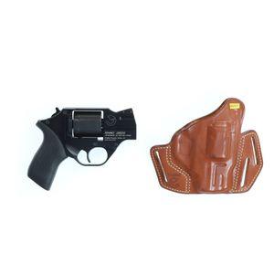 """Pre-Owned Chiappa Rhino Snub-nose, Revolver, .357 Magnum, 2"""" Barrel - UsedD40699"""