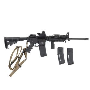 Pre-Owned Smith & Wesson M&P15 5.56 NATO Rifle  W/ Extras - UsedTM14513