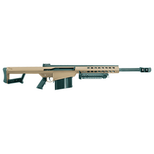 """Barrett 82A1 Rifle System 50 BMG FDE 20"""""""
