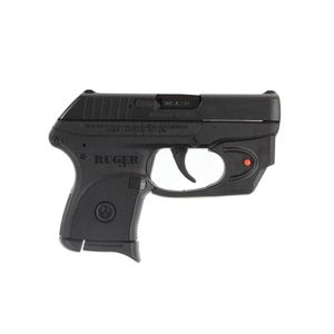 Pre-Owned Ruger LCP .380 ACP 6+1 Compact Pistol w/ Viridian E-Series Red Laser - Used372439729