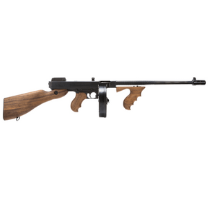 Auto Ordnance 1927 A-1 Deluxe Rifle .45 ACP 16.5in 20rd 50rd Black