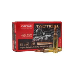 Norma Tactical 223 rem - 55gr - FMJ - 30rd