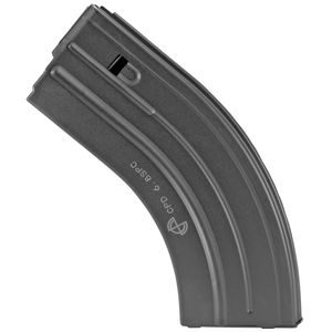 CPD Duramag SS AR15 6.8 SCP/.224  28rd Stainless Steel Mag